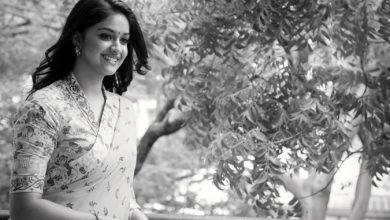 Photo of Actress Keerthy Suresh Exclusive Gallery