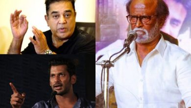 Photo of ஸ்டெர்லைட் போராட்ட துப்பாக்கிச்சூடு; ரஜினி, கமல், விஷால் கடும் கண்டனம்!