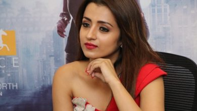 Photo of Actress Trisha Exclusive Gallery