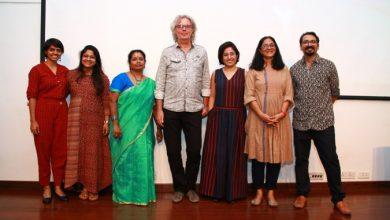 Photo of Chennai Photo Biennale Press Meet Stills