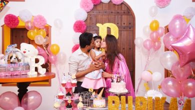 Photo of Mrs.Sridevi Vijaykumar – Mr.Rahul's Daughter Baby Rupikaa 2nd Year Birthday Celebration Photos