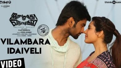Photo of Vilambara Idaiveli Video Song from Imaikkaa Nodigal