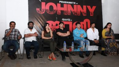 Photo of Johnny press meet photos