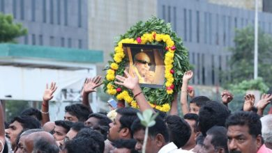 Photo of Kalaignar Karunanidhi passes away Photos