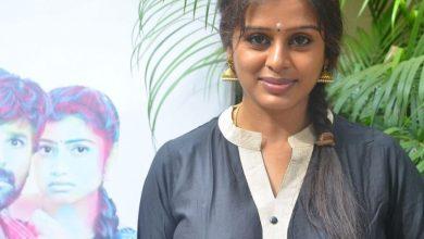 Photo of எந்த கதாபாத்திரத்திற்கும் நான் ரெடி.. மகிழ்ச்சியில் லதா ராவ்!