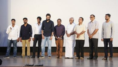 Photo of Maayon Movie Motion Poster Launch Stills