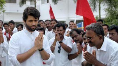 """Photo of 5 மில்லியன் பார்வையாளர்களை கடந்த விஜய் தேவரகொண்டா'வின் """"நோட்டா"""" படத்தின் டிரைலர்"""