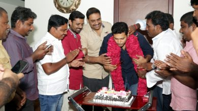 Photo of Jayam Ravi Birthday Celebration Stills