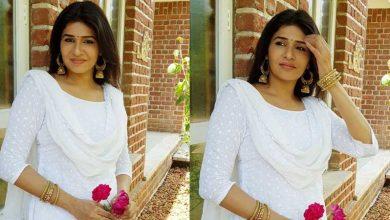 Photo of White Beauty Actress Anjena Kirti – Stills