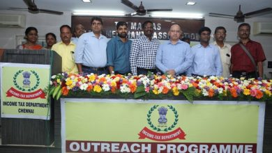Photo of Outreach Programme by Principal Commissioner of Income Tax – 9 – Stills