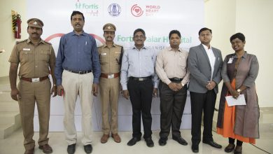 Photo of Cardiac Camp Hosted by Fortis Malar for City Cops and Their Families