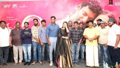 Photo of #Sandakozhi 2 Movie Press Meet Stills