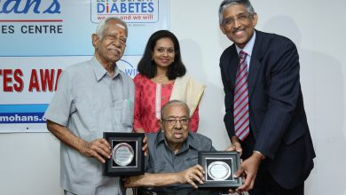 Photo of Indian Nonagenarians turn role models for leading long, healthy life with diabetes