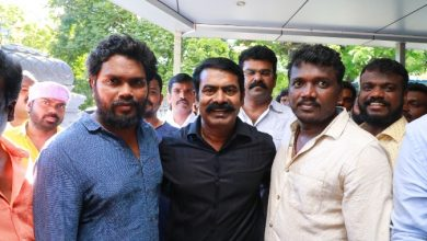 Photo of Pariyerum Perumal special screening stills