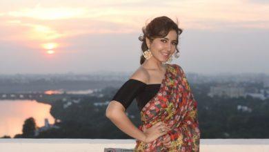 Photo of Raashi Khanna latest photoshoot pictures