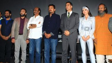 Photo of 2.O Trailer Launch Stills