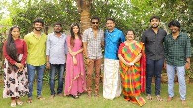"Photo of ""Adutha Saattai"" Movie Pooja Stills"