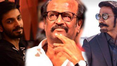 Photo of ரஜினிக்காக கைகோர்த்த தனுஷ்-அனிருத்!