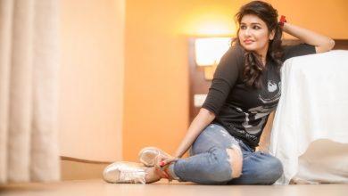 Photo of Actress Anjena kirti Exclusive Stills