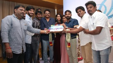 Photo of Vaan Movie Pooja Stills