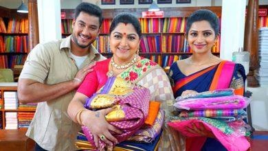 Photo of லட்சுமி ஸ்டோர்ஸ் மூலம் மெகா தொடர்க்கு போகும் குஷ்பு!