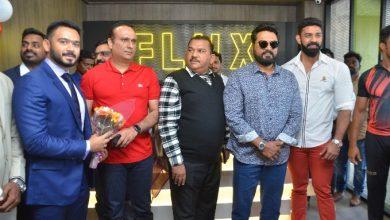 Photo of Actor Sarathkumar Inaugurated Flux Fitness Studio At OMR