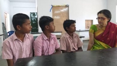 Photo of ஏழைக் குழந்தைகளின் கல்விக்கு உதவும் கெளதமி!