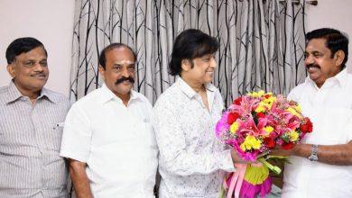 Photo of திரைப்பட நடிகர் கார்த்திக் அதிமுக வுக்கு ஆதரவு!