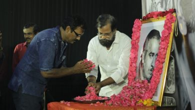 Photo of Condolence Meeting of the Legendary Director Mahendran sir Organised by South Indian Film Writers Union Stills