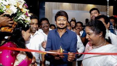 """Photo of Actor Producer Udhayanidhi Stalin Inaugurated """"S Hotels"""""""