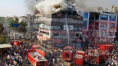 Photo of சூரத்தில் பயங்கர தீ விபத்து; 20 மாணவர்கள் பலி!
