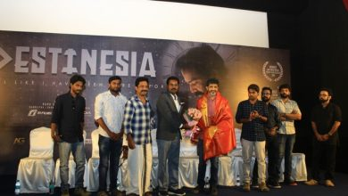 Photo of Director Mohan Raja at 'DESTINESIA' Special Screening Event