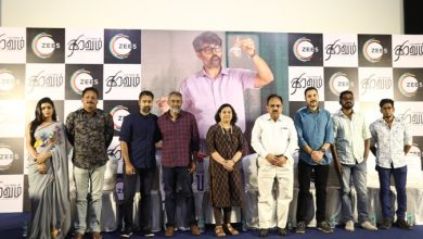 Photo of Zee5 Tamil Original Web Series Thiravam Screening and Press Meet Stills
