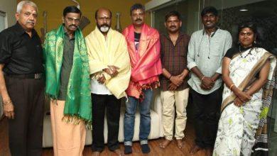Photo of டப்பிங் பணிகளை துவக்கிய 'தமிழரசன்' படக்குழு!