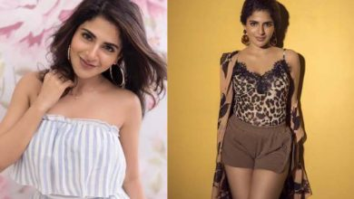 Photo of Iswarya Menon latest photoshoot stills