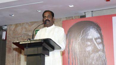 Photo of Kaviperarasu Vairamuthu Press Meet Regarding Tamizhaatrupadai Event