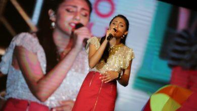 Photo of ரசிகர்களை அசர வைத்த பாப் சிங்கர் ஹிதா!