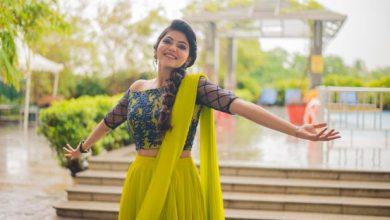 Photo of Actress Athulya Ravi Exclusive Stills