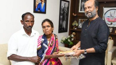 Photo of கஜா புயலால் பாதிக்கப்பட்டவர்களுக்கு வீடு கட்டி, சாவியை ஒப்படைத்த ரஜினிகாந்த்!