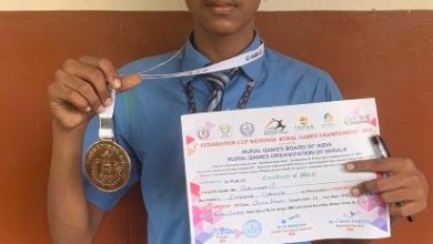 Photo of Velammal Emerges Victorious in Silambam!!