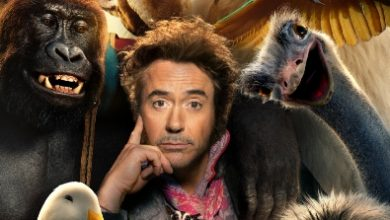 Photo of Robert Downey Jr.'s DOLITTLE remake gets India release date