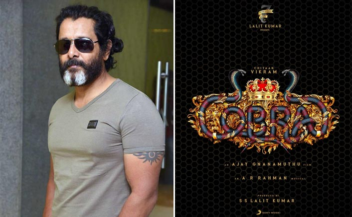 Vikram 58 titled Cobra and title video goes viral