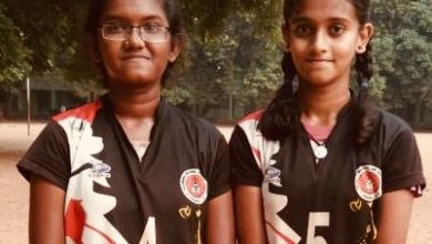 Photo of Velammal Excels in Volleyball