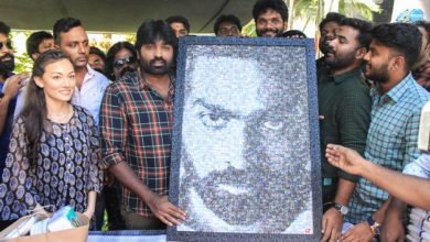 Photo of Actor Vijaysethupathi Birthday celebration with YOYK Unit
