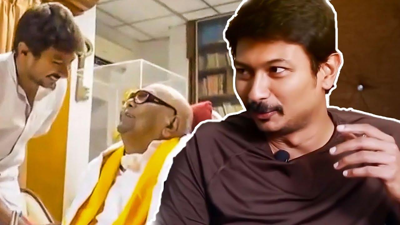 Will Udhayanidhi Stalin act in Karunanidhis biopic