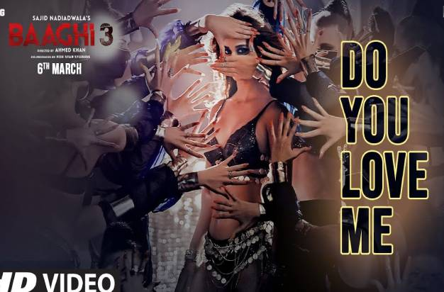 Photo of Baaghi 3: Do You Love Me Song video