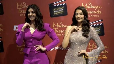 Photo of Madamme Tussauds version of Kajal Aggarwal