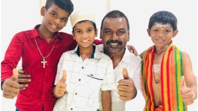 Photo of மூன்று மதங்களுக்கும் ஒரே ஆலயம்… ராகவா லாரன்ஸ் துவங்குகிறார்!