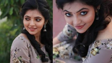 Photo of Actress Athulya Ravi Exclusive Gallery