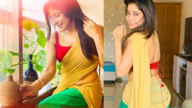 Photo of Actress Sakshi Agarwal Exclusive Hot Gallery